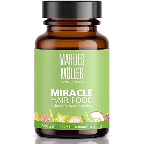 MARLIES MÖLLER Miracle Hair Food Nahrungsergänzungsmittel, 200 g