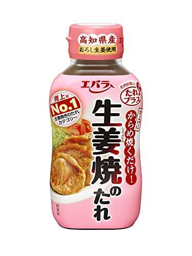 エバラ 生姜焼のたれ ボトル230g [1224]