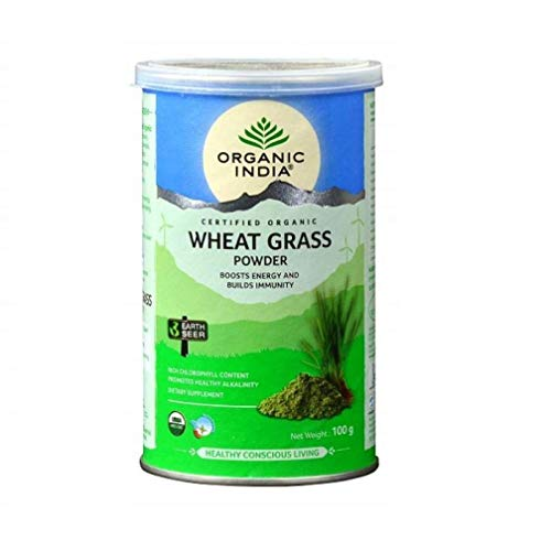 Organic India Wheat Grass - 100 g
