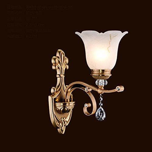 Lampe de chevet Lampe de chevet Lampe de mur (style : A)