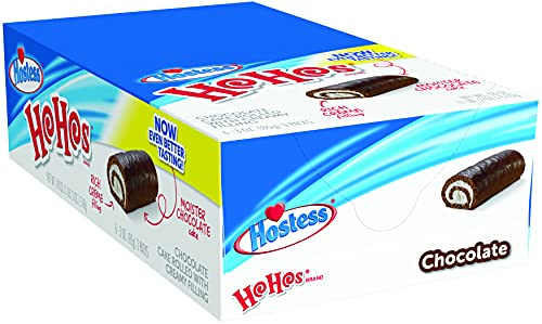 Hostess Chocolate Ding Dongs Single Serve, 2 count, 12.70 oz