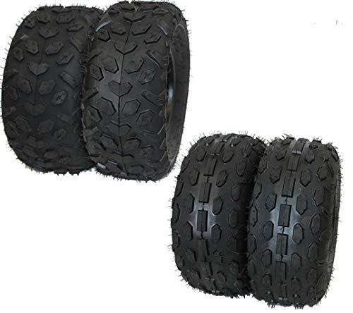 """4 Neumáticos 6"""" para Quad ATV 145 * 70-6"""""""
