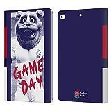 Head Case Designs Officiel England Rugby Union Ruckley Jour De Jeu 2016/17 La Rose Coque en Cuir à Portefeuille Compatible avec Apple iPad 9.7 2017 / iPad 9.7 2018