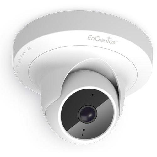 EnGenius EWS1025CAM – 2 in 1 Drahtlose Mesh AP + IP Kamera  weiß