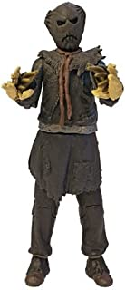 Doctor Who Scarecrow Action Figure - Blue Variant with Trump Card