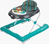 Walker Trainer for (Babies) w/Toys, Seat & Wheels Multidirectional. Activity Walker Trainig Helper for Infant. Adjustable (3-Position Grow w/Your Baby) Birthday Babyshower Gift for Girl & Boy (Boho)