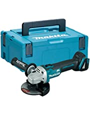 Makita DGA506ZJ haakse slijper met accu, 70 W, 18 V, blauw