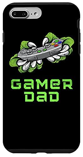iPhone 7 Plus/8 Plus Controller Monster Design Gamers Dad Design Worlds Best Dad Case