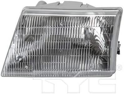 Driver side WITH install kit -Chrome 2013 Dodge RAM 2500-3500 PICK UP Post mount spotlight 6 inch 100W Halogen