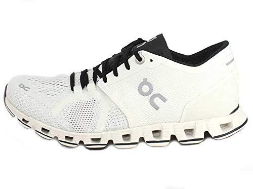On Running Womens Cloud X Mesh White Black Trainers 8 US