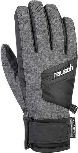 Reusch Damen Jennie R-TEX XT Handschuh, Black Melange, 6