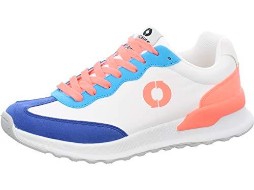 ECOALF Prince WOMA - Zapatillas deportivas, color Multicolor, talla 40 EU