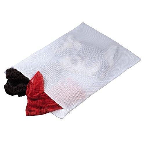 Xavax Wäschenetz für empfindliche Materialien (z. B. Dessous, Gardinen, Feinstrumpfhosen, Kaschmir, Merino, gepolstert, feinmaschig, 70 x 50 cm, für 3 kg Wäsche)