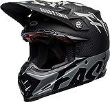 BELL MX-9 MIPS 7111390 Casco Moto, Multicolore (M/G Black/White/Gray), S