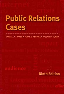 [(Public Relations Cases)] [By (author) Darrell C Hayes ] published on (January, 2012)
