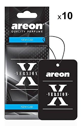 AREON X Ambientador Coche Olor Nuevo New Car Colgante