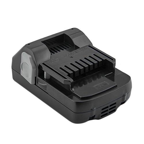 Shentec 18V 3000mAh Li-ion Batería de compatible con Hitachi 339782 BSL1830C BSL1815X BSL1815S BSL1830 330139 330557 (batería de litio de 18V)