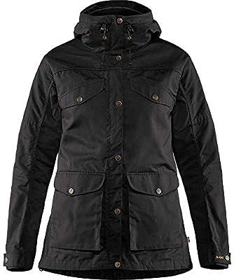 Fjallraven Women's Vidda Pro Jacket - Black - Small