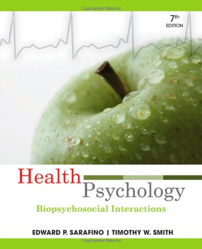 Top health psychology biopsychosocial interactions 9th for 2020
