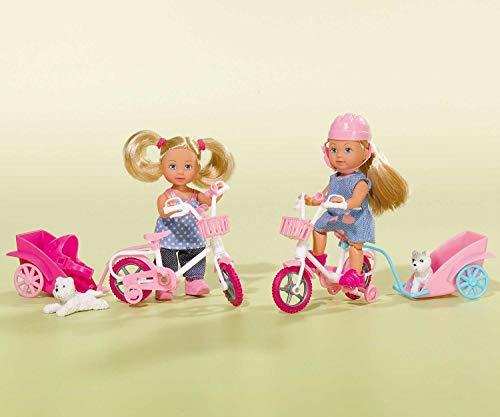 Simba 105730783 - Evi Love Pop, fietstocht, gesorteerd