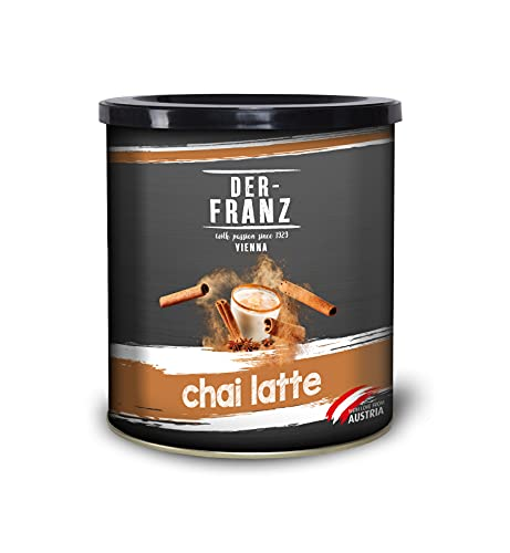 Der-Franz Chai Latte - Würzig, wärmend mit dem Geschmack Asiens, 500g