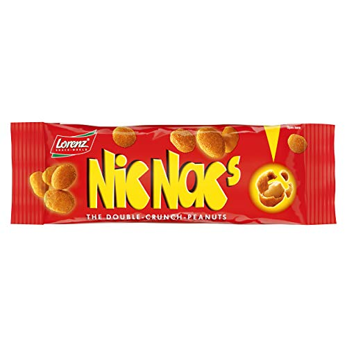 Lorenz Snack World NicNac's Riegel, 24er Pack (24 x 40 g)