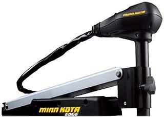 "MinnKota Edge 70 Bowmount Foot Control Trolling Motor with Latch and Door Bracket (70lbs thrust, 45"" Shaft)"