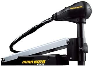MinnKota Edge 70 Bowmount Foot Control Trolling Motor with Latch and Door Bracket (70lbs thrust, 45