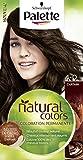 Schwarzkopf - Palette Natural Colors - Coloration Permanente Cheveux - Châtain 4.0