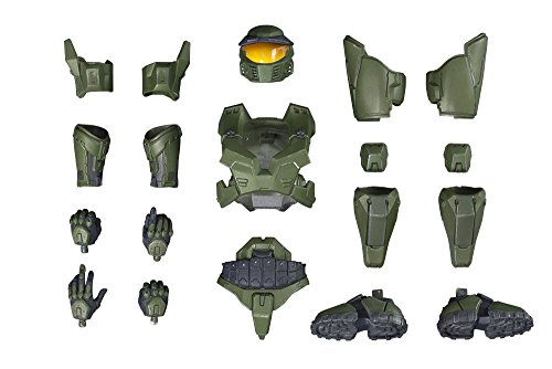 Halo Mark V Armor Set for Green Master Chief Statue
