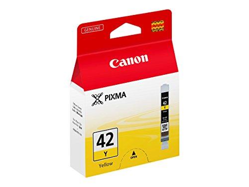 Canon CLI-42 Y original Tintenpatrone  Amarillo für Pixma Inkjet Drucker PRO100-PRO100S