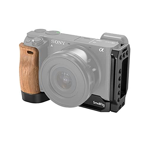 SMALLRIG L Bracket L Winkel L Platte für Sony A6400, A6300, A6100 - APL2331