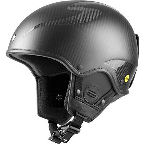 Sweet Protection Unisex - Volwassenen Rooster II MIPS Helmet Ski/Snowboard, Dirt Black, ML