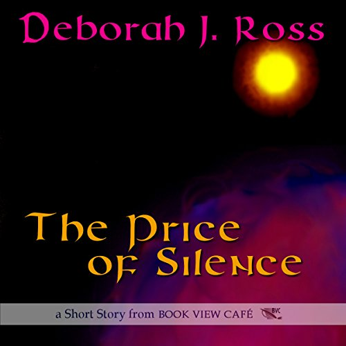The Price of Silence audiobook cover art