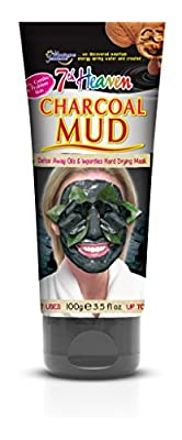 7th Heaven Charcoal Mud Tube 100ml