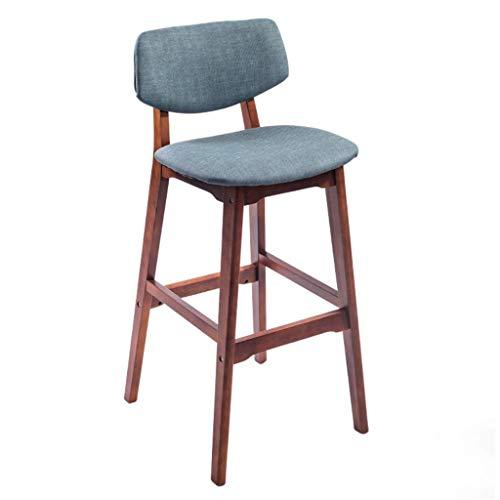WYJW Bureaustoel, eetkamerstoel, barkruk, voetenbank, gevoerd, ergonomische zitting voor keuken, cafcue; barkruk voor tuin, max. Opladen 440 palen met poten.