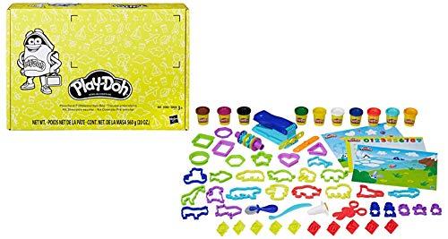 Play-Doh Kit De Lectura (Hasbro E2544F03)