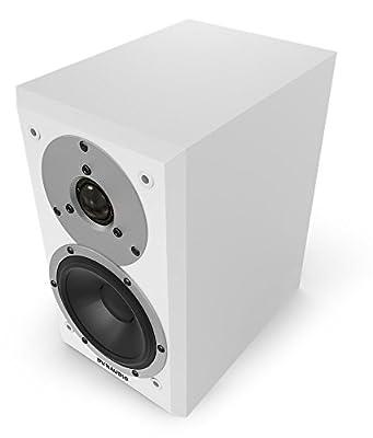 Dynaudio EMIT M10 - loudspeakers (White, Floor, Tabletop/bookshelf, Wall-mountable, Universal, Wired, 50 - 23000 Hz) from Dynaudio UK