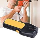 Leftwei TS78B Detector de Metales de Pared fácil de Usar, buscador de Postes preciso, Multifuncional electrónico Duradero para estructuras de decoración de Interiores del hogar 5.7x2.4in