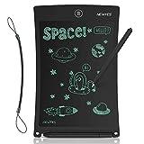 NEWYES Tableta de Escritura LCD 8.5 Pulgadas, Pizarra Digital, Tablet para Niños (8.5' Negro)