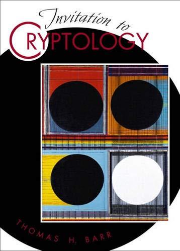 Invitation to Cryptology