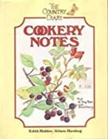 The Country Diary Cookery Notes