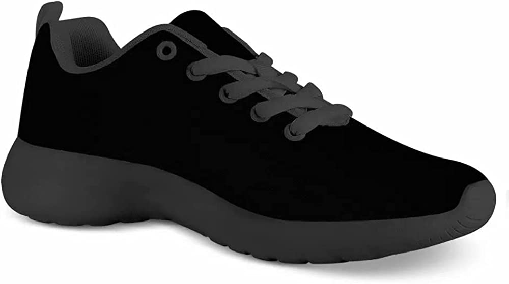 Cute Walking Shoes for Women Casual Lace Up Lightweight Tennis Running Shoes