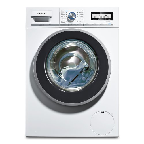 Siemens iQ800 WM14Y54D - Lavadora iSensoric Premium/A+++ / 8 kg / 1400 rpm/VarioPerfect/Función de recarga / Super15