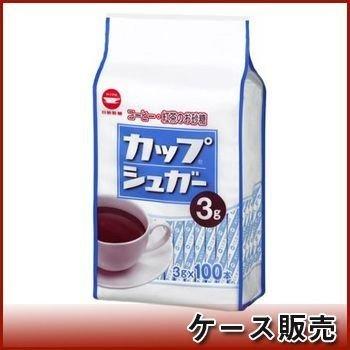 (まとめ買い) 日新製糖 カップシュガー 3gX100 カップシュガー3G 【×5】