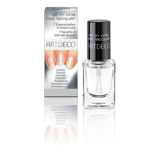 Artdeco Nagellack All in One Lacquer, 1er Pack (1 x 10 ml)