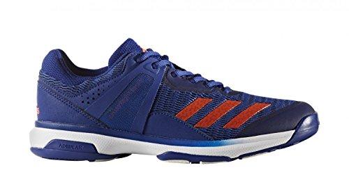 adidas adidas Damen Crazyflight Team W Volleyballschuhe, Blau (Tinmis/Narres/Azumis 000), 44 2/3 EU