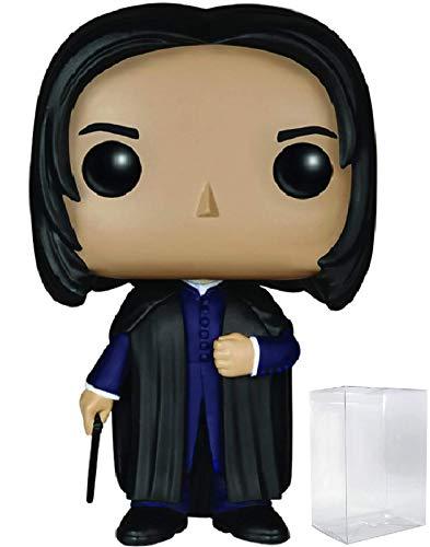 HARRY POTTER - Severus Snape #05 Funko Pop! Vinyl Figure (Includes Compatible Pop Box Protector Case) image