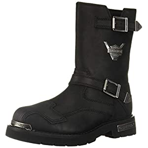 HARLEY-DAVIDSON FOOTWEAR Men's Stroman Motorcycle Boot