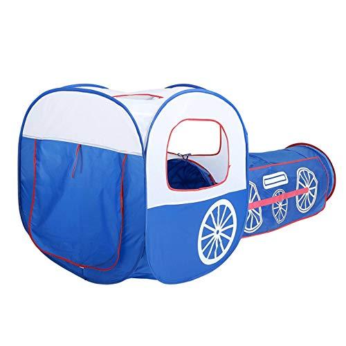 None/Brand Tienda de campaña para niños Encuesta de Bolas para niños Estación de Bomberos Casa de Juegos Tipi Plegable portátil Túnel emergente Cubby Niño Interior al Aire Libre